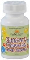 Children's Coral Calcium -Corall Calcium gyermek rágótabletta