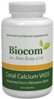 Coral Calcium 1000mg with D3