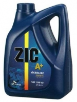 ZIC A+ 10W-40 4 liter